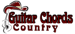 Guitar Chords Country logo 2